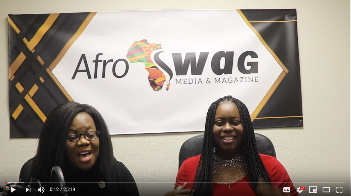 Afro Swag Media Black History Month