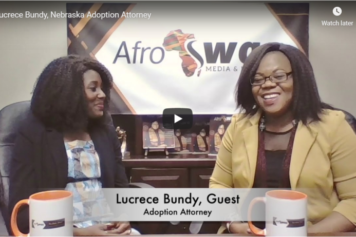 Lucrèce Bundy of Bundy Law LLC, is an adoption attorney that practices in Omaha, Nebraska