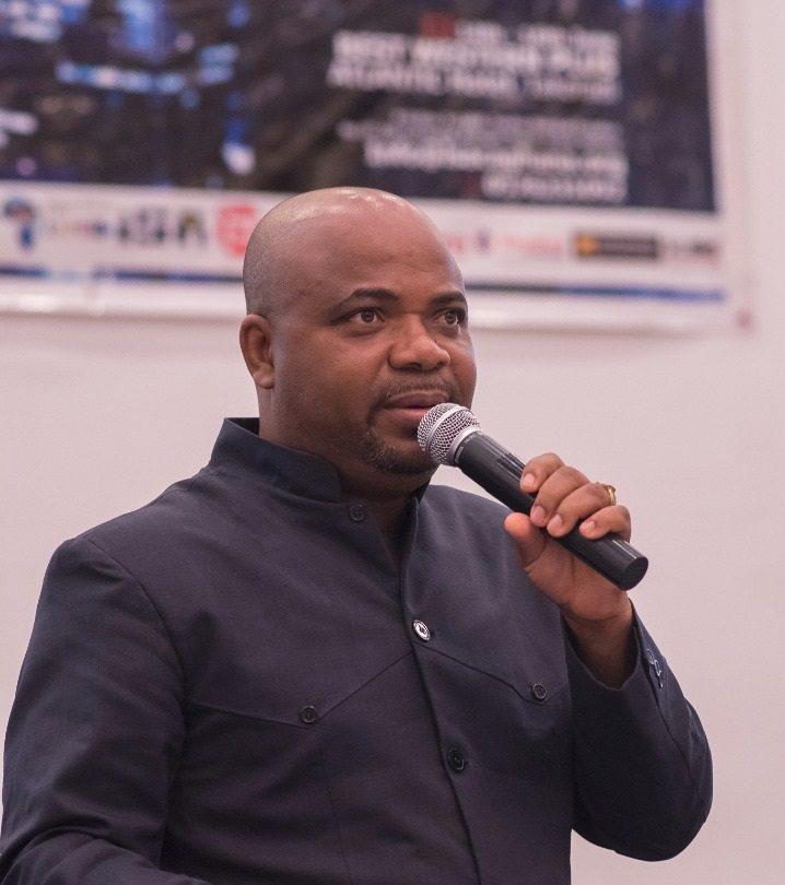 Spotlight on an African Diaspora Professional! Komi Klu is a risk investment professional
