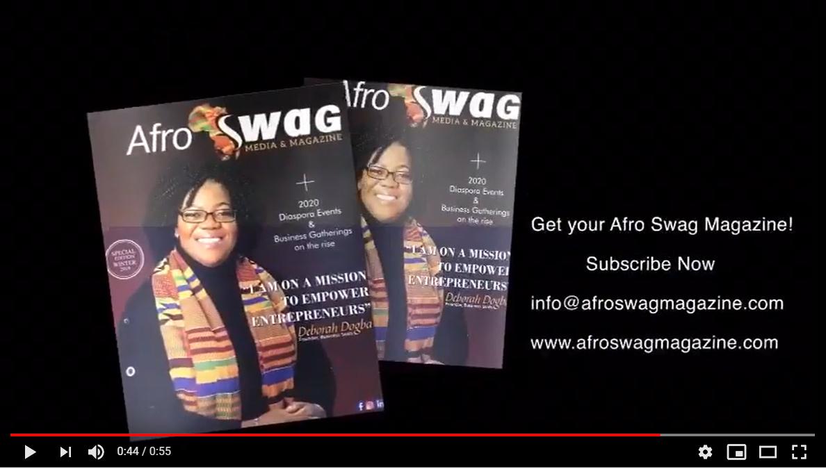 Afro Swag Media & Magazine
