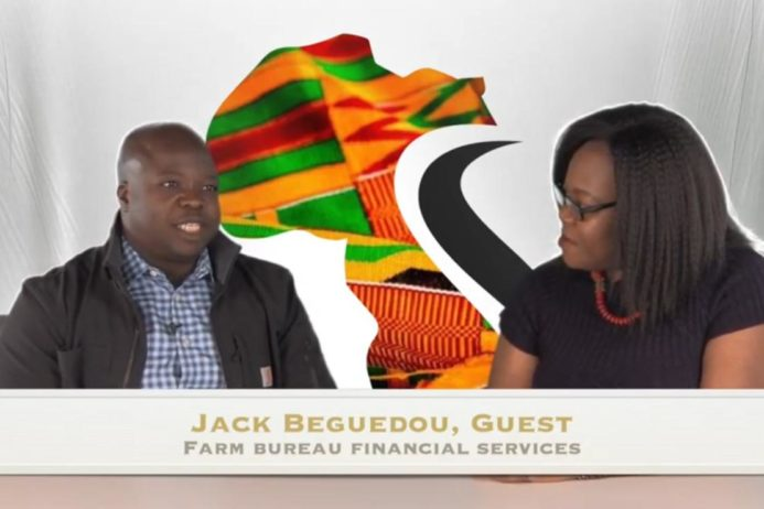 Watch this exclusive with Jack Beguedou, farm bureau financial services talk about protecting what matters the most! Jack raises awareness in our communities about life insurance