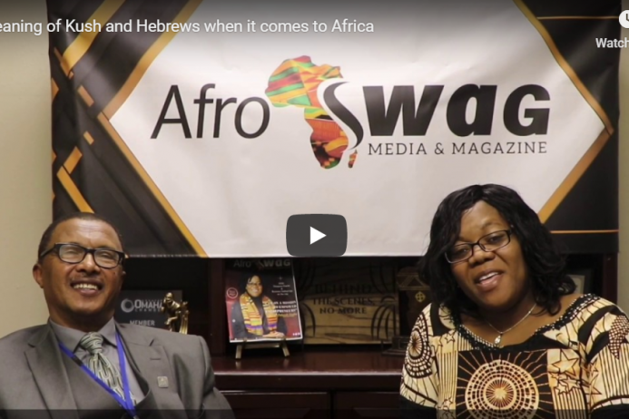 Eddie Mekasha, a community leader, a chaplain, and a counselor, tells  us about his passion for Africa and its culture. Watch this exclusive to learn more about Cush, Hebrews …
